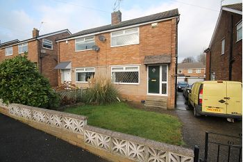 Thumbnail 3 bed semi-detached house to rent in Park Road, Stannington, Sheffield.S6