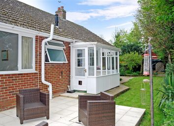 Thumbnail 3 bedroom bungalow for sale in Martindale Crescent, Martin Mill, Dover, Kent