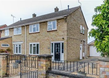 Thumbnail 3 bed semi-detached house for sale in Long Reach Road, Chesterton, Cambridge