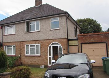Thumbnail 3 bed semi-detached house to rent in Grown Wise, Watford