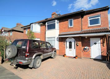 Thumbnail 4 bed semi-detached house for sale in Southolme Drive, York