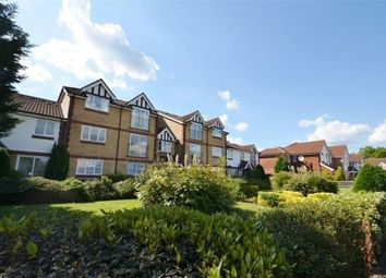 Thumbnail 1 bed flat to rent in Morse Close, Wellington Place, Harefield, Middlesex
