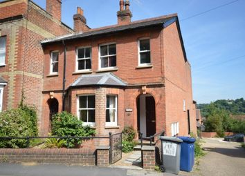 Thumbnail 2 bed flat for sale in 12 Croft Road, Godalming