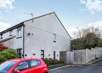 Thumbnail 1 bed flat for sale in Camborne Close, Plymouth