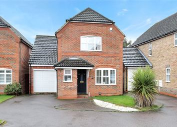Thumbnail 4 bed detached house for sale in Ridgefield, Watford