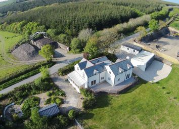 Thumbnail 5 bedroom detached house for sale in Broadbury, Devon