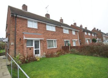Thumbnail 3 bedroom semi-detached house for sale in Alder Way, Shirebrook, Mansfield