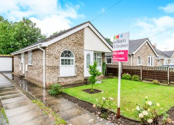 Thumbnail 3 bed detached bungalow for sale in Beech Drive, South Milford, Leeds