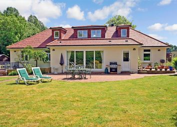 Thumbnail 5 bed detached house for sale in Bury Common, Bury, Pulborough, West Sussex