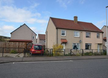 Thumbnail 3 bed semi-detached house for sale in Cuiken Terrace, Penicuik