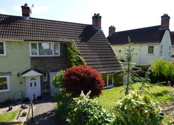 Thumbnail 2 bed terraced house to rent in Hughes Crescent, Garden City, Chepstow