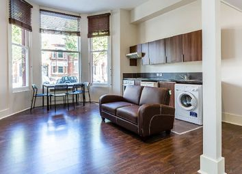 Thumbnail Studio to rent in Sutherland Avenue, London