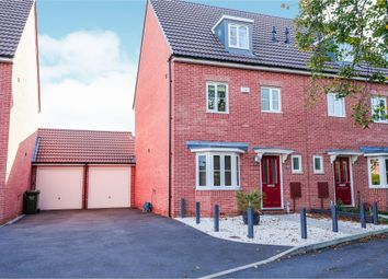 Thumbnail 4 bed semi-detached house for sale in Sentinel Close, Worcester