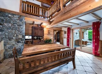 Thumbnail 4 bed detached house for sale in Rue De La Chappelle, Gormier Sports, 73120 Courchevel Le Praz, France