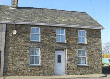 Thumbnail 4 bed detached house to rent in Dihewyd, Near Lampeter