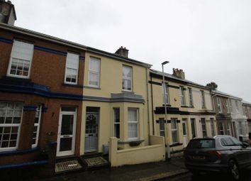 Thumbnail 3 bedroom terraced house for sale in St. Aubyn Avenue, Keyham, Plymouth