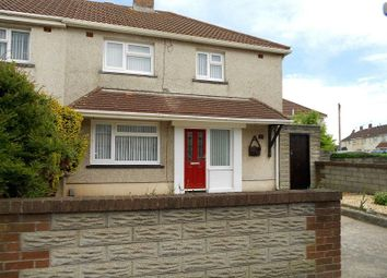 Thumbnail 3 bed semi-detached house to rent in Southdown Road, Port Talbot, Neath Port Talbot.