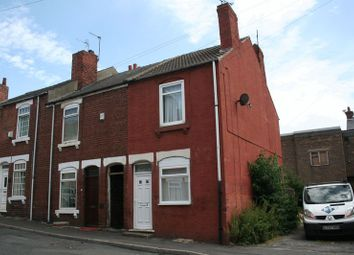Thumbnail 2 bed terraced house for sale in Beaconsfield Street, Mexborough