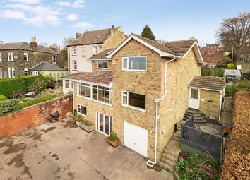 Thumbnail 4 bed detached house for sale in Prospect Street, Rawdon, Leeds