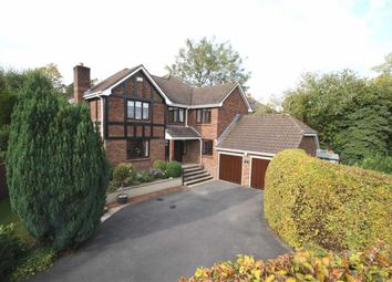 Thumbnail 5 bed detached house for sale in Erleigh Drive, Chippenham, Wiltshire