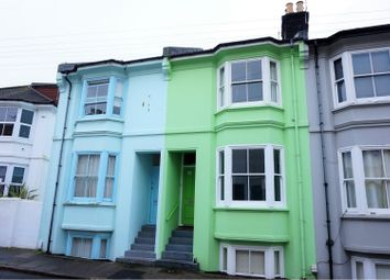 Thumbnail 4 bed terraced house for sale in Brewer Street, Brighton