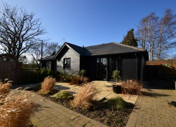 Thumbnail 1 bed bungalow to rent in Chapel Road, Langham, Colchester