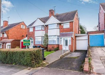 Thumbnail 3 bed semi-detached house for sale in Bell Hill, Northfield, Birmingham, West Midlands