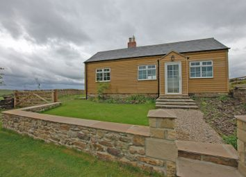 Thumbnail 2 bed detached bungalow to rent in Elsdon, Newcastle Upon Tyne