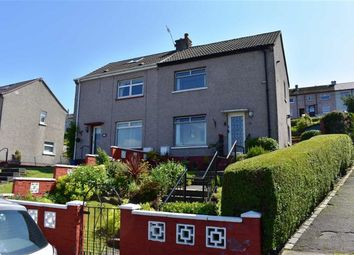 Thumbnail 2 bed semi-detached house for sale in 30, Clynder Road, Greenock, Renfrewshire
