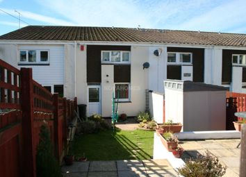 Thumbnail 2 bedroom terraced house to rent in Cunningham Road, Tamerton Foliot