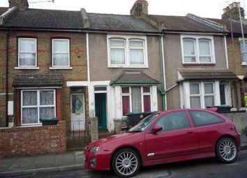 Thumbnail 2 bedroom terraced house for sale in Cecil Road, Northfleet, Gravesend