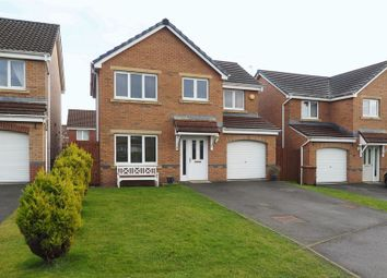 Thumbnail 4 bedroom detached house for sale in West Holmes Place, Broxburn