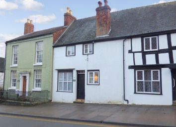 Thumbnail 2 bed terraced house for sale in Mount Street, Welshpool Powys