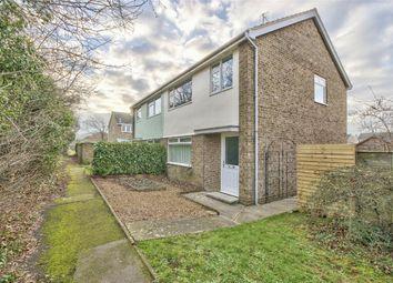 Thumbnail 3 bed semi-detached house for sale in Waterloo Close, Brampton, Huntingdon, Cambridgeshire