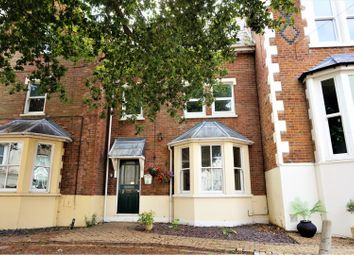 Thumbnail 4 bed town house for sale in 1 Eastern Villas Road, Southsea