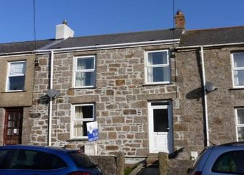 Thumbnail 3 bed terraced house to rent in Fore Street, Beacon, Camborne