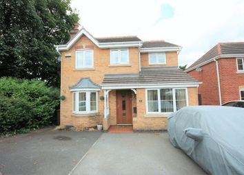 Thumbnail 3 bed detached house for sale in 8 Somerleyton Drive, Ilkeston