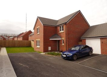 Thumbnail 4 bed detached house to rent in Gwern Close, St Lythans Park, Vale Of Glamorgan.