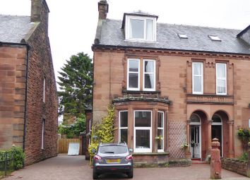 Thumbnail 6 bed semi-detached house for sale in Rae Street, Dumfries, Dumfries And Galloway.