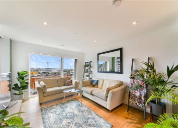 Thumbnail 2 bed flat for sale in Hugero Point, 2 Rennie Street, Greenwich, London