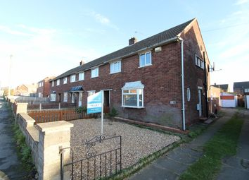 Thumbnail 3 bed end terrace house to rent in Milton Road, Scunthorpe