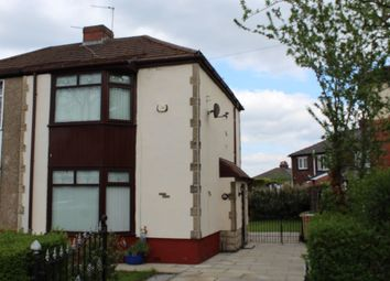 Thumbnail 2 bed semi-detached house for sale in Broadway, Farnworth, Bolton
