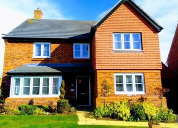 Thumbnail 5 bed detached house for sale in Rose Close, Cuddington, Northwich, Cheshire