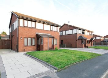 Thumbnail 2 bed semi-detached house for sale in Barngill Grove, Goose Green, Wigan