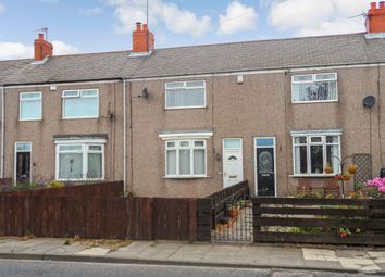 Thumbnail 2 bed terraced house for sale in Station Terrace, Choppington