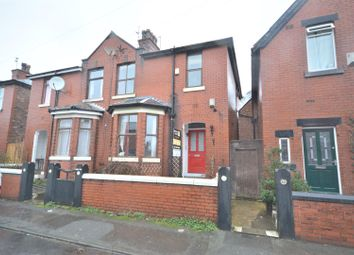 Thumbnail 3 bed semi-detached house for sale in Milton Road, Prestwich, Manchester