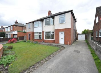 Thumbnail 3 bed semi-detached house for sale in Hillcrest Avenue, Ingol, Preston, Lancashire