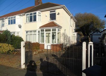 Thumbnail 3 bed semi-detached house for sale in Childwall Priory Road, Childwall, Liverpool