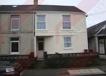 Thumbnail 2 bed flat to rent in Alexandra Road, First Floor Flat, Gorseinon, Swansea