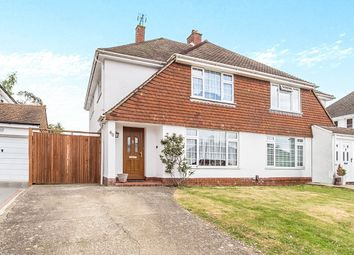 Thumbnail 3 bed semi-detached house to rent in Beverley Road, Maidstone